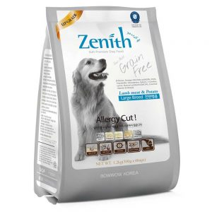 Thức ăn hạt mềm cho chó giống lớn Zenith 1.2kg - Hàn Quốc