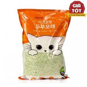 Cát đậu nành Pura Acropet 5L - Siêu thấm hút - Hàn Quốc