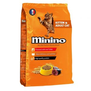 Thức ăn cho mèo Minino Tuna 1.3kg – Bổ sung ...