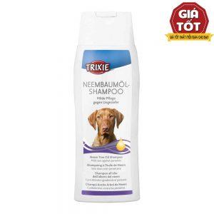 Sữa tắm cho chó trị ve rận Trixie 250ml - ...