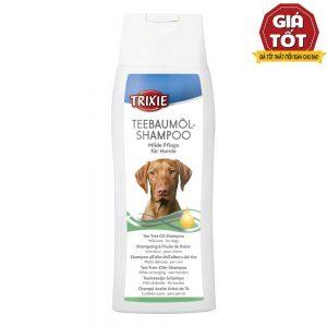 Sữa tắm cho chó Trixie 250ml - Tinh Chất Trà Xanh - Đức