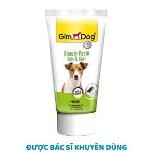 Gel dinh dưỡng Gimdog Beauty 50g - Bóng da, chắc móng - Đức
