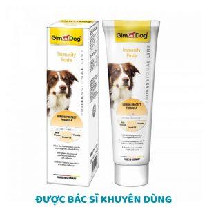 Gel dinh dưỡng Gimdog Immunity 50g - Tăng cường miễn dịch - Đức