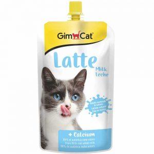 Sữa tươi cho mèo Gimcat Latte 150g - Bổ sung Canxi, Vitamin - Đức