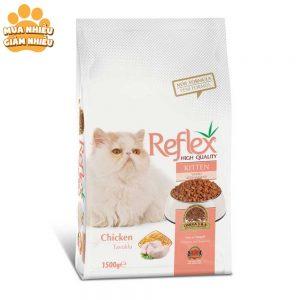 Thức ăn cho mèo con Reflex 1.5kg - Giá rẻ - ...