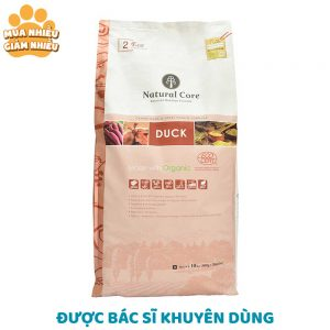Thức ăn hữu cơ cho chó Natural Core 500g - 100% tự nhiên - Hàn Quốc