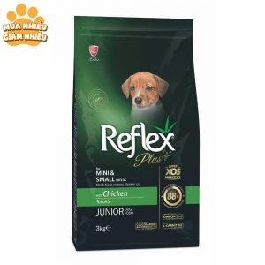 Thức ăn cho chó con giống nhỏ Reflex Plus ...