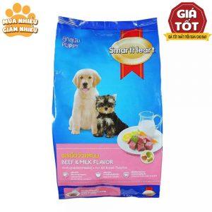Thức ăn cho chó con Smartheart 1.5kg - Đẹp ...