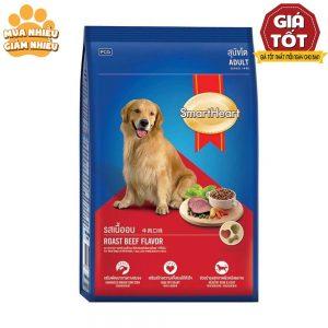 Thức ăn cho chó trưởng thành Smartheart ...