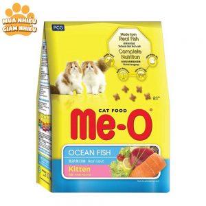 Thức ăn cho mèo con Me-o Kitten 1.1kg - Cải thiện kén ăn - Thái