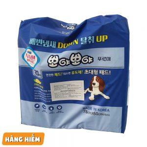 Bịch 20 miếng lót chuồng siêu mềm Pindustry 77x60cm - Hàn Quốc