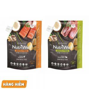 Thức ăn cho chó cao cấp Nutriwell không ngũ ...