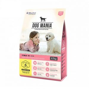 Thức ăn cho chó con Dog Mania 1.5kg - Giảm ...