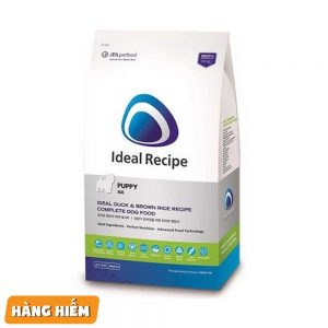 Thức ăn cho chó con Ideal Recipe 1kg - Không ...