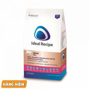 Thức ăn cho mèo trưởng thành Ideal Recipe 1kg - Hàn Quốc