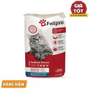 Thức ăn cho mèo Felipro 500g - Giảm sỏi mật - Vị hải sản