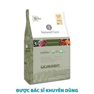 Thức ăn chay cho chó mèo Natural Core 1kg - Thải độc tố cơ thể