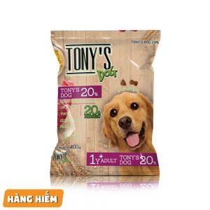 Thức ăn chó trưởng thành Tony's Dog 400g - ...