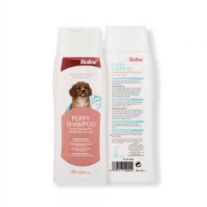 Sữa tắm cho chó con Bioline 250ml - Dịu nhẹ cho da nhạy cảm