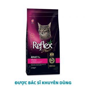 Thức ăn cho mèo kén ăn Reflex Plus Choosy 1.5kg - Thổ Nhĩ Kỳ