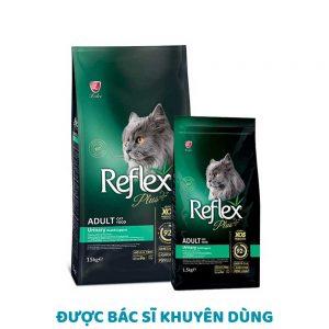 Thức ăn cho mèo ngừa sỏi thận Reflex Plus Urinary 1.5kg - Thổ Nhĩ Kỳ